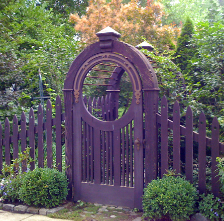 Garden Gate Gorgeous