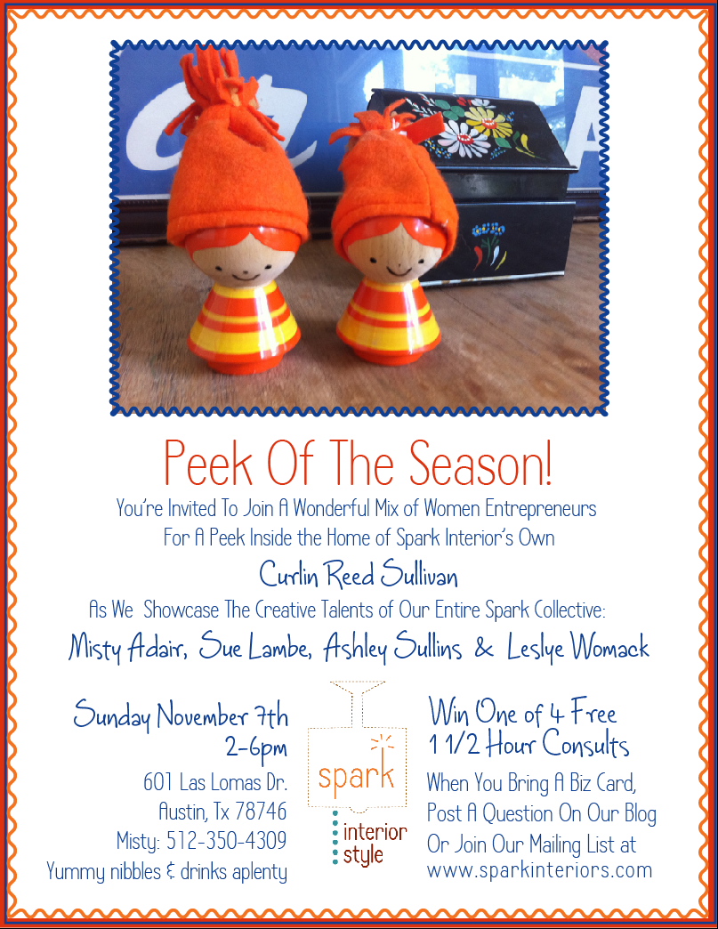 Spend Your Hour with Spark at our Peek of the Season Party!