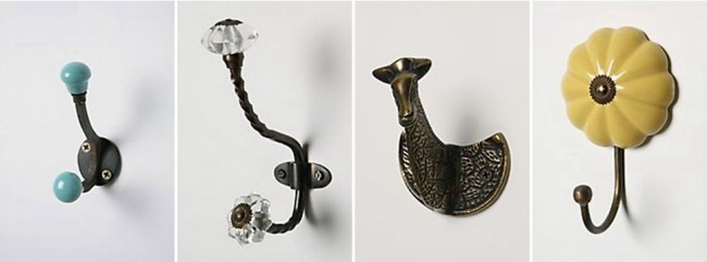 Unique Wall Hooks Wall Hooks  Spark Interior Style
