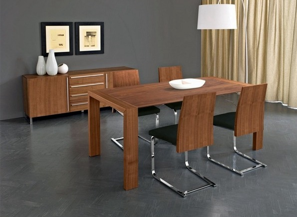 Dine On These Dining Tables: Modern