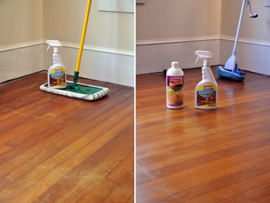 Q & A: Make Over Your Wood Floors