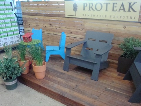 Pro Teak chairs
