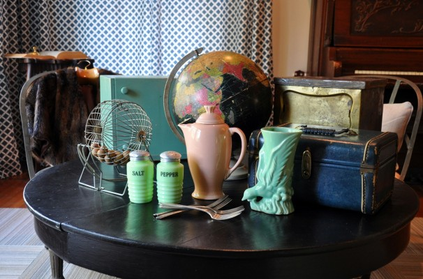Treasure Trove from Round Top Antique Market 2011